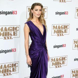 Magic Mike XXL : Vignette (magazine) Amber Heard
