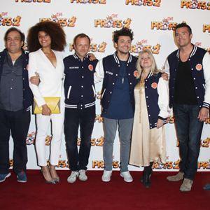 Vignette (magazine) Arnaud Ducret, Didier Bourdon, Isabelle Nanty, Kev Adams, Pierre-François Martin-Laval