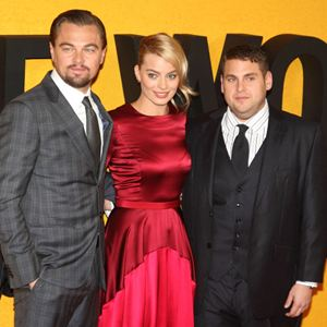 The Wolf Of Wall Street : Vignette (magazine) Jonah Hill, Leonardo DiCaprio, Margot Robbie