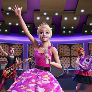 Barbie - Eine Prinzessin Im Rockstar Camp Ganzer Film