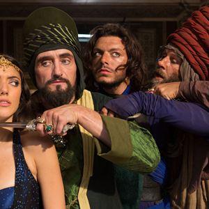 Les Nouvelles Aventures D'Aladin : Bild Jean-Paul Rouve, Kev Adams, Nader Boussandel, Vanessa Guide