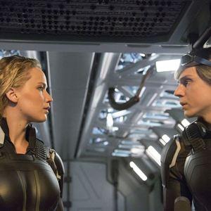 X-Men: Apocalypse : Bild Evan Peters, Jennifer Lawrence