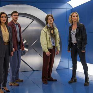 X-Men: Apocalypse : Bild Jennifer Lawrence, Lucas Till, Nicholas Hoult, Rose Byrne