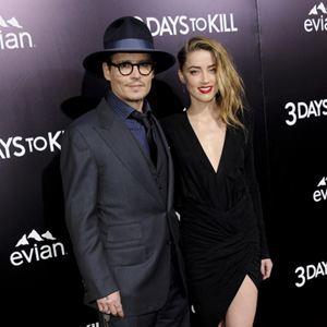 Vignette (magazine) Amber Heard, Johnny Depp