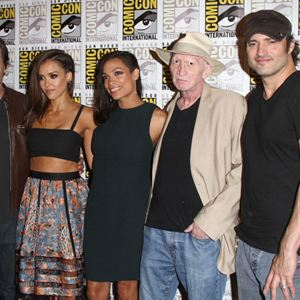 Sin City 2: A Dame To Kill For : Vignette (magazine) Frank Miller, Jessica Alba, Josh Brolin, Robert Rodriguez, Rosario Dawson