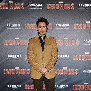 Iron Man 3 : Vignette (magazine) Robert Downey Jr.