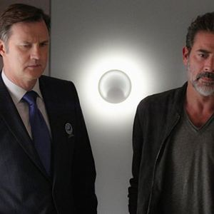 Bild David Morrissey, Jeffrey Dean Morgan