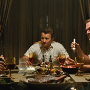 Black Mass : Bild David Harbour, Joel Edgerton, Johnny Depp, Rory Cochrane