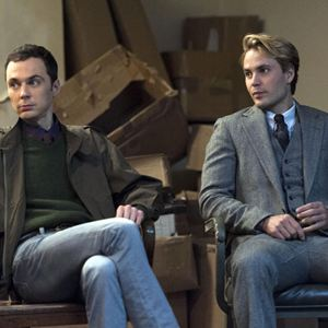 The Normal Heart : Bild Jim Parsons, Taylor Kitsch