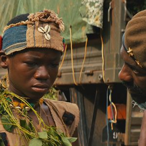 Beasts Of No Nation : Bild Abraham Attah, Idris Elba