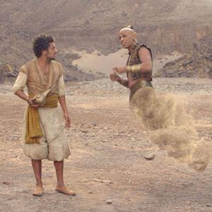 Les Nouvelles Aventures D'Aladin : Bild Eric Judor, Kev Adams
