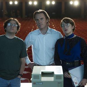 Steve Jobs : Bild Kate Winslet, Michael Fassbender, Michael Stuhlbarg