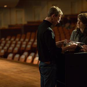 Steve Jobs : Bild Kate Winslet, Michael Fassbender