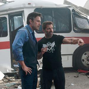 Batman V Superman: Dawn Of Justice : Bild Ben Affleck, Zack Snyder
