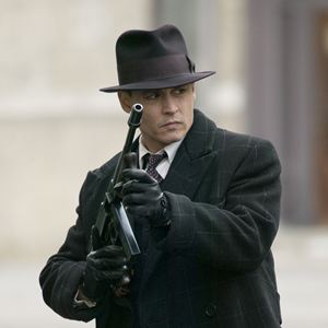Public Enemies : Bild Johnny Depp