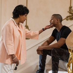 Creed - Rocky's Legacy : Bild Michael B. Jordan, Phylicia Rashad