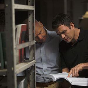 Spotlight : Bild Mark Ruffalo, Michael Keaton