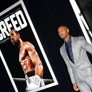 Creed - Rocky's Legacy : Vignette (magazine) Michael B. Jordan