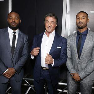 Creed - Rocky's Legacy : Vignette (magazine) Michael B. Jordan, Ryan Coogler, Sylvester Stallone