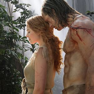 Legend Of Tarzan : Bild Alexander Skarsgård, Margot Robbie