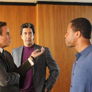 Bild Cuba Gooding Jr., David Schwimmer, John Travolta