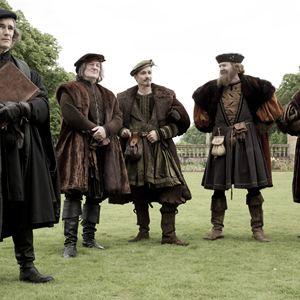 Bild Alastair Mackenzie, Bernard Hill, Luke Roberts, Mark Rylance, Richard Dillane