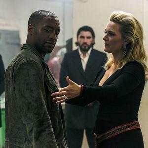 Triple 9 : Bild Chiwetel Ejiofor, Kate Winslet