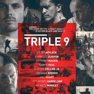 Triple 9 : Kinoposter