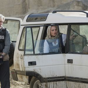 Whiskey Tango Foxtrot : Bild David Stanford, Margot Robbie