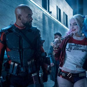 Suicide Squad : Bild Margot Robbie, Will Smith
