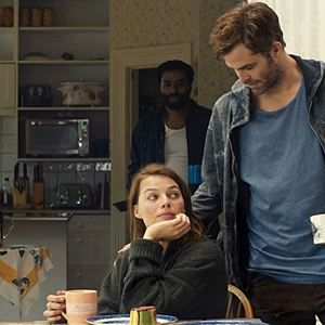 Z For Zachariah : Bild Chiwetel Ejiofor, Chris Pine, Margot Robbie