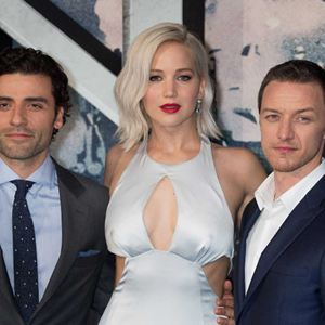 X-Men: Apocalypse : Vignette (magazine) James McAvoy, Jennifer Lawrence, Oscar Isaac
