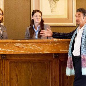 Mr. Collins' zweiter Frühling : Bild Al Pacino, Annette Bening, Melissa Benoist