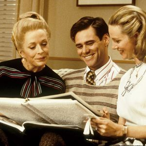 Die Truman Show : Bild Holland Taylor, Jim Carrey, Laura Linney