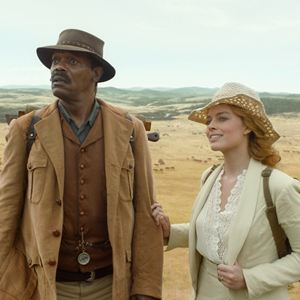 Legend Of Tarzan : Bild Margot Robbie, Samuel L. Jackson