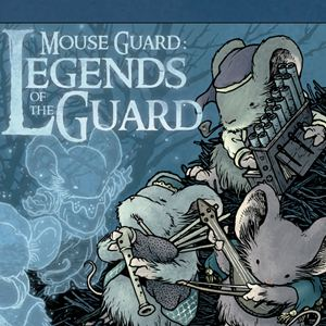 Mouse Guard : Kinoposter