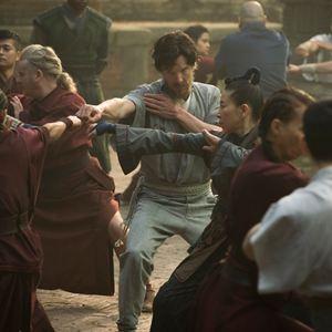 Doctor Strange : Bild Benedict Cumberbatch
