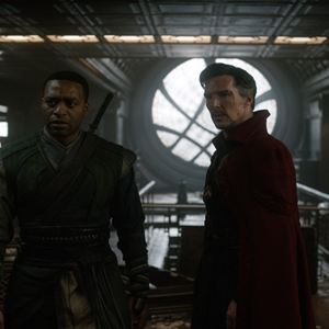Doctor Strange : Bild Benedict Cumberbatch, Chiwetel Ejiofor