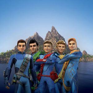 Thunderbirds Are Go! : Kinoposter