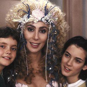 Meerjungfrauen küssen besser : Bild Cher, Christina Ricci, Winona Ryder