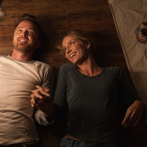 Come and Find Me : Bild Aaron Paul, Annabelle Wallis