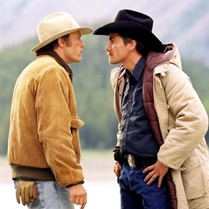 Brokeback Mountain : Bild Heath Ledger, Jake Gyllenhaal