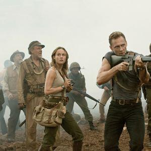 Kong: Skull Island : Bild Brie Larson, John C. Reilly, John Goodman, Thomas Mann (II), Tom Hiddleston