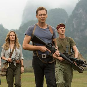 Kong: Skull Island : Bild Brie Larson, Jing Tian, Thomas Mann (II), Tom Hiddleston