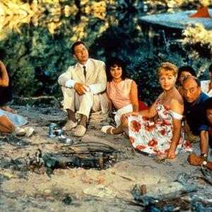 Das fr hst ck im gr nen film 1959 for Vaisselle dejeuner sur l herbe