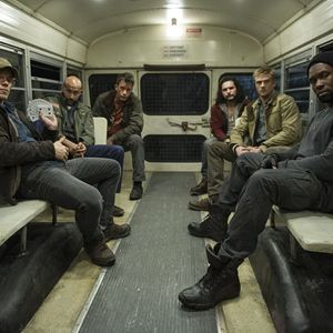 Predator - Upgrade : Bild Alfie Allen, Augusto Aguilera, Boyd Holbrook, Keegan-Michael Key, Thomas Jane