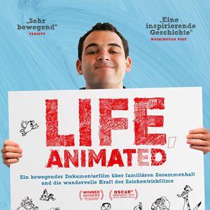 Life, Animated : Kinoposter