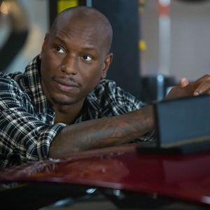 Fast & Furious 8 : Bild Tyrese Gibson