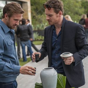 Song To Song : Bild Michael Fassbender, Ryan Gosling