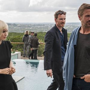 Song To Song : Bild Michael Fassbender, Rooney Mara, Ryan Gosling